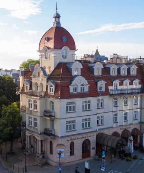 Hotel Rezydent Sopot